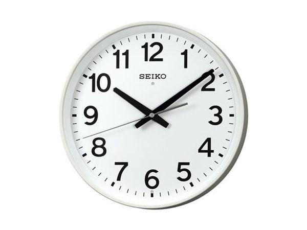 セイコー SEIKO 衛星電波時計 掛け時計 GP202W, ツールショップキカイヤ b46e785e