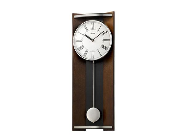 シチズン CITIZEN リズム時計製 掛け時計 モダンライフ M05 4MPA05RH06