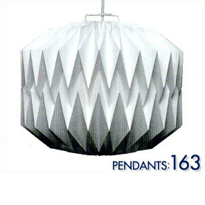 LE KLINT レ・クリント レクリント PENDANTS 163 北欧デザイン ペンダントライト 照明【送料無料】(代引き不可)【int_d11】