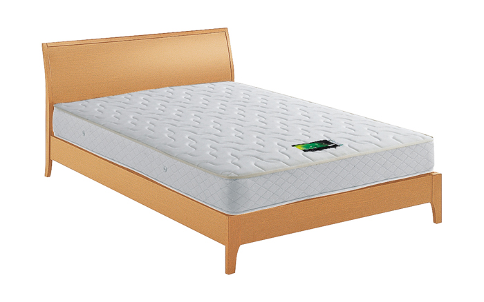 ASLEEP アスリープ ベッドフレーム セミダブルロングサイズ ナムール003 FS2217DR ナチュラル 脚付き アイシン精機 ベッド(代引不可)【送料無料】