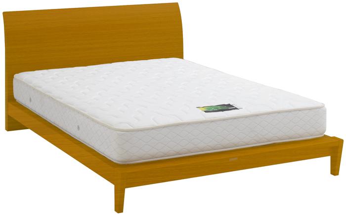 ASLEEP アスリープ ベッドフレーム ダブルロングサイズ ロマノフ FS4PY8DC ナチュラル 脚付き アイシン精機 ベッド(代引不可)【送料無料】