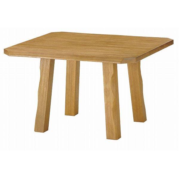 ミキモク ダイニングテーブル リベラル カラー:ナチュラル 浮造り仕上げ WT-11260 UYB(代引不可)【送料無料】