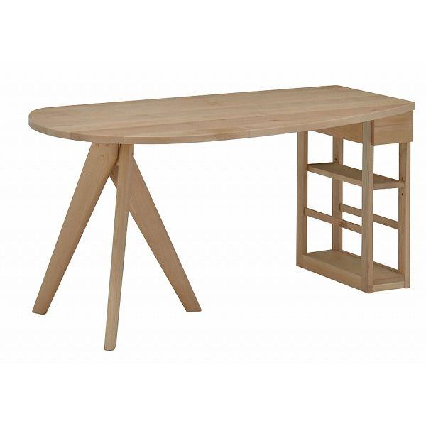 ミキモク ダイニングテーブル 楓の森 ナチュラル 150×85cm KMLT-1530L KMLB-30 KNA KML-731 KNA(代引不可)【送料無料】