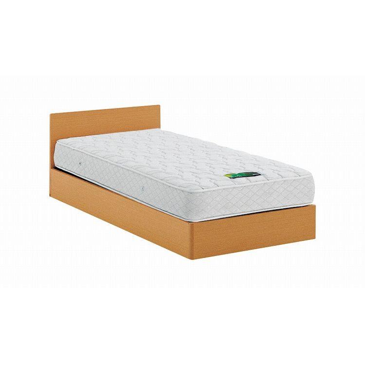 ASLEEP アスリープ ベッドフレーム クイーンサイズ チボー FYAG34DC ナチュラル 引出し無し アイシン精機 ベッド(代引不可)【送料無料】