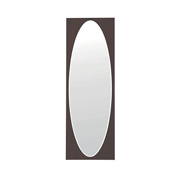 塩川光明堂 国産 ウォールミラー HCL-125 WE ウェンジ ミラー 鏡(代引不可)【送料無料】