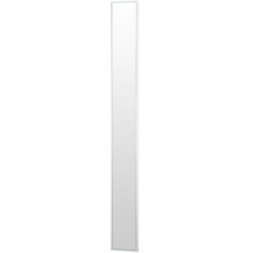 塩川光明堂 国産 ウォールミラー フィル スリム1800WH ホワイト ミラー 鏡(代引不可)【送料無料】