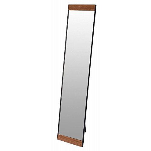 塩川光明堂 シルエット ビンテージS350 スタンドミラー ミラー 鏡(代引不可)【送料無料】