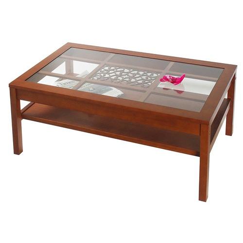 塩川光明堂 オーキッド アジアンテイスト OW-550 リビングテーブル テーブル ローテーブル 机(代引不可)【送料無料】