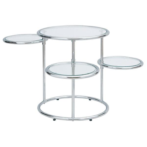 【高価値】 ガラステーブル【High】 RT-44H ガラステーブル【High】 RT-44H【送料無料】【送料無料】, 五泉市:57e1f167 --- technosteel-eg.com