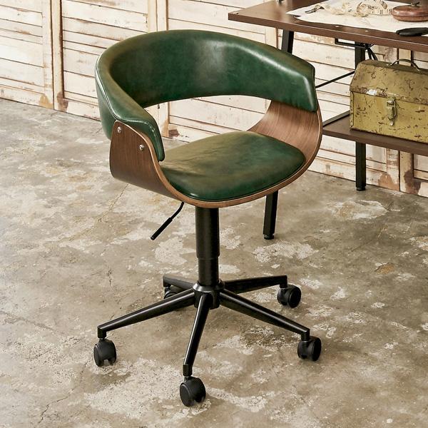 ワークチェア Gracia(グラシア) キャスター付き オフィスチェア フィットチェア チェア 椅子(代引不可)【送料無料】