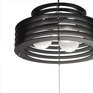 ペンダントライト Rings wood8(リングスウッド8) 3灯照明 【送料無料】