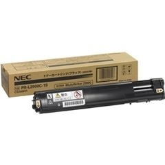 NEC トナーカートリッジ PR-L2900C-19:BK ブラック(大容量) 【純正品】 【送料無料】(代引き不可)