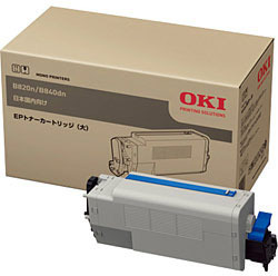 OKI (沖データ) トナーカートリッジ EPC-M3B2 【純正品】 【送料無料】(代引き不可)