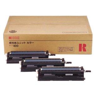 RICOH (リコー) IPSiO感光体ユニットタイプ400:CL カラー 509446 【純正品】 【送料無料】(代引き不可)