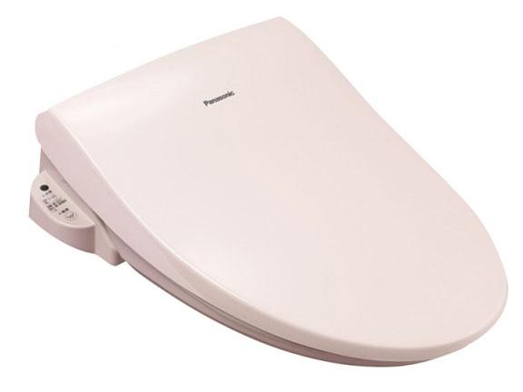 Panasonic (パナソニック) 温水洗浄便座 ビューティ・トワレ DL-WF40-P(パステルピンク)【送料無料】