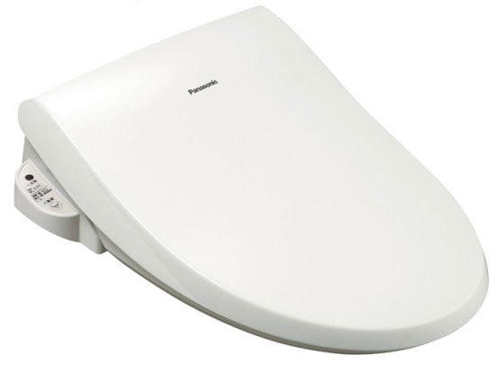 Panasonic (パナソニック) 温水洗浄便座 ビューティ・トワレ DL-WF40-WS (ホワイト)【送料無料】