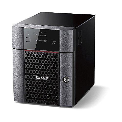 バッファロー TeraStation TS3410DNシリーズ 4TB TS3410DN0404 その他ネットワーク