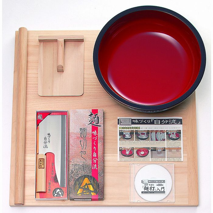 豊稔企販 普及型麺打セット(大) A-1260【送料無料】
