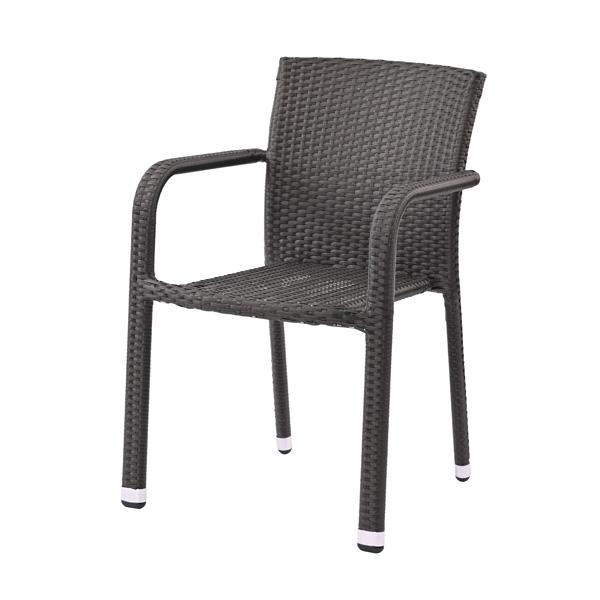 ガーデンチェア ガーデン用 デッキチェア チェア イス いす 座椅子 椅子 プール おしゃれ アジアン エスニック(代引不可)【送料無料】