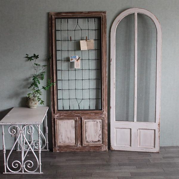 SHABBYCHIC DISPLAY DOOR A ガーデン大物(代引不可)【送料無料】