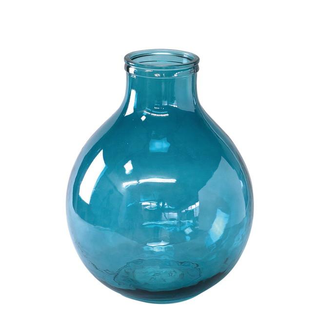 スパイス バレンシアリサイクルグラス VALENCIA RECYCLE GLASS TRES BLUE VGGN1030BL(代引不可)【送料無料】