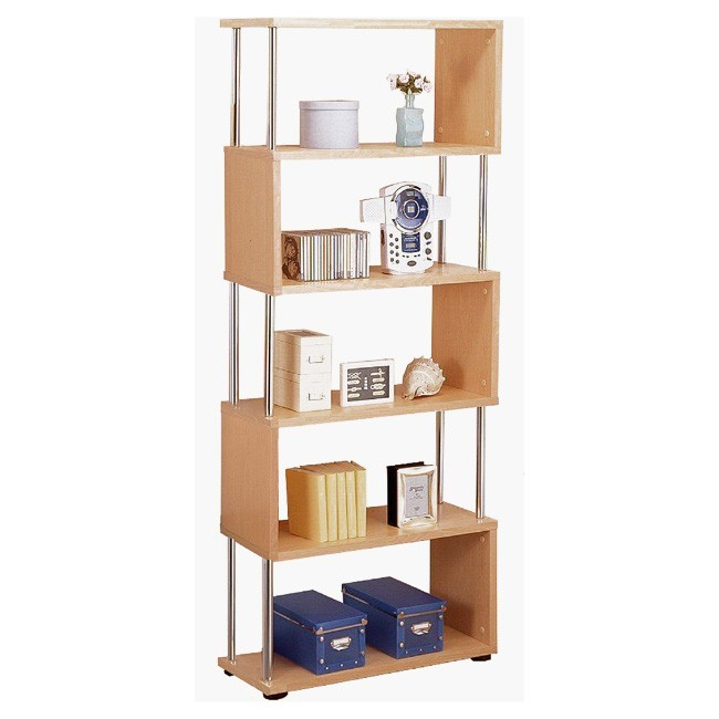 オープンシェルフ ラック 棚 オープンシェルフ6段 収納家具 2color【送料無料】(代引き不可)【S1】