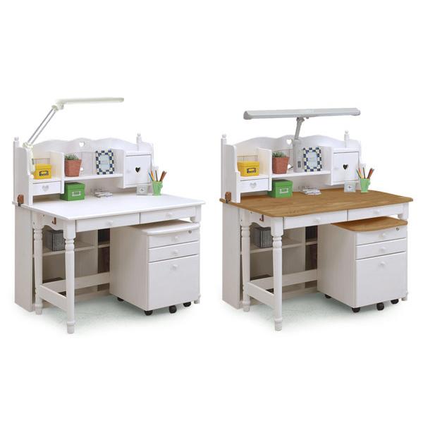 学習デスク ローラ学習机 勉強机 勉強デスク 家具 机 テーブル デスク 関家具(代引不可)【送料無料】