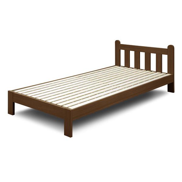 シングルベッド リゼット ベッド すのこベッド すのこ シンプル(代引不可)【送料無料】