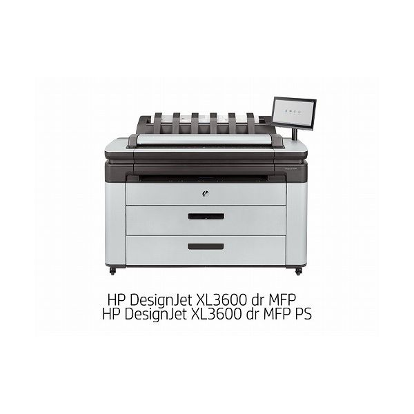 日本HP HP DesignJet XL3600 dr MFP PS A0モデル 6KD26A#BCD(代引不可)