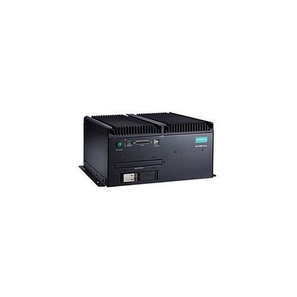 MOXA x86 Marine computer 2 DVI-D 1 VGA 4 serial port LPT port dual power MC-7270-MP-T(代引不可)
