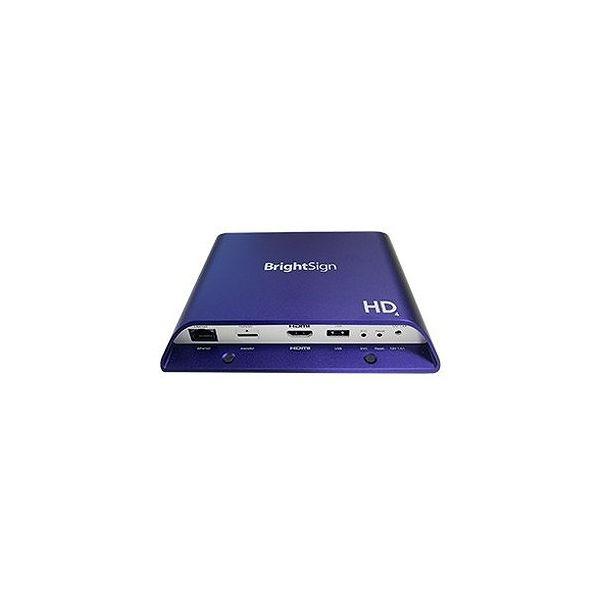 BrightSign デジタルサイネージプレーヤー BrightSign HD1024 BS HD1024(代引不可)