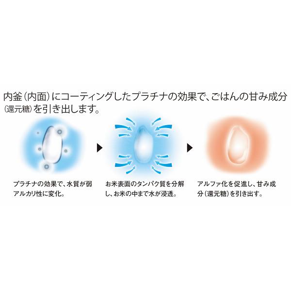 象印 圧力IH炊飯ジャー(5.5合) ボルドー 電化製品 電化製品調理機器 炊飯器 NW-JS10-VD(代引不可)【送料無料】