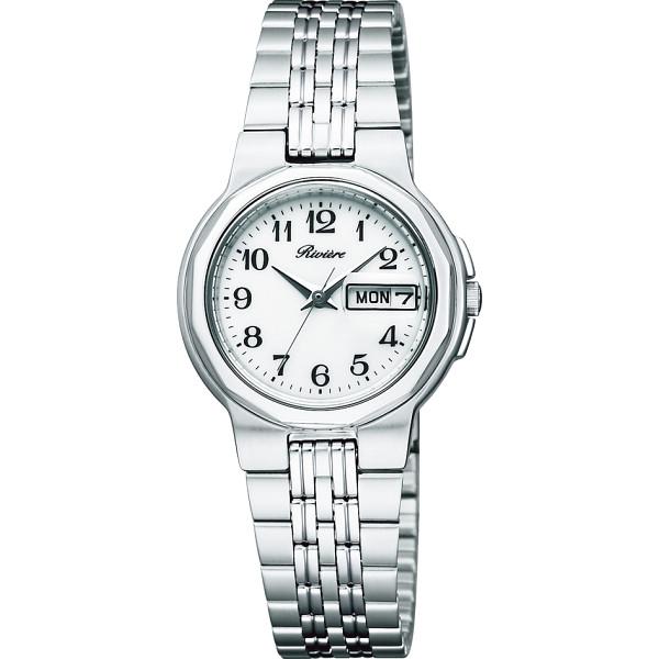 リビエール ソーラーレディース腕時計 装身具 婦人装身品 婦人腕時計 KH3‐215‐11(代引不可)【送料無料】