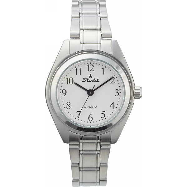 16335efca5 スターレットレディース腕時計シルバードレスウオッチ装身具婦人装身品婦人腕時計ST‐032L