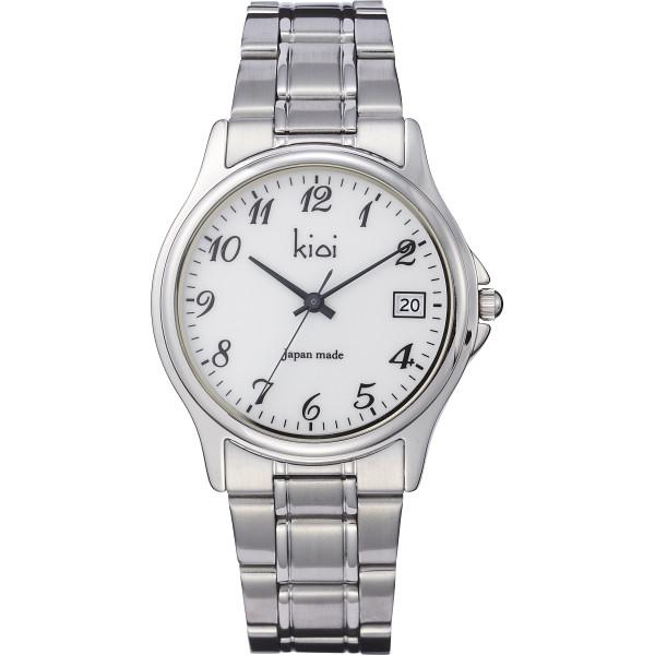 KIOI ジャパンメイド紀尾井 メンズ腕時計 装身具 紳士装身品 紳士腕時計 KI‐150MK(代引不可)