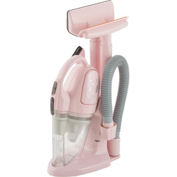 ツインバード コードレスハンディークリーナー 電化製品 電化製品家事機器 掃除機 HC-5237PK(代引不可)【送料無料】