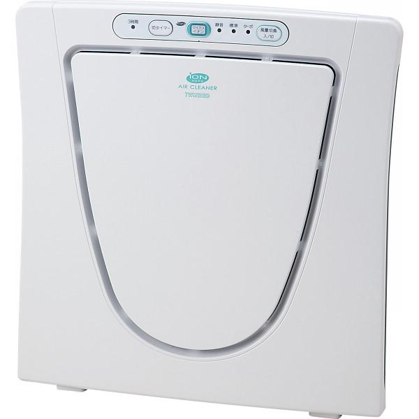 ツインバード マイナスイオン発生 空気清浄機(12畳) 電化製品 電化製品家事機器 空気清浄器 AC-D358PW(代引不可)【送料無料】