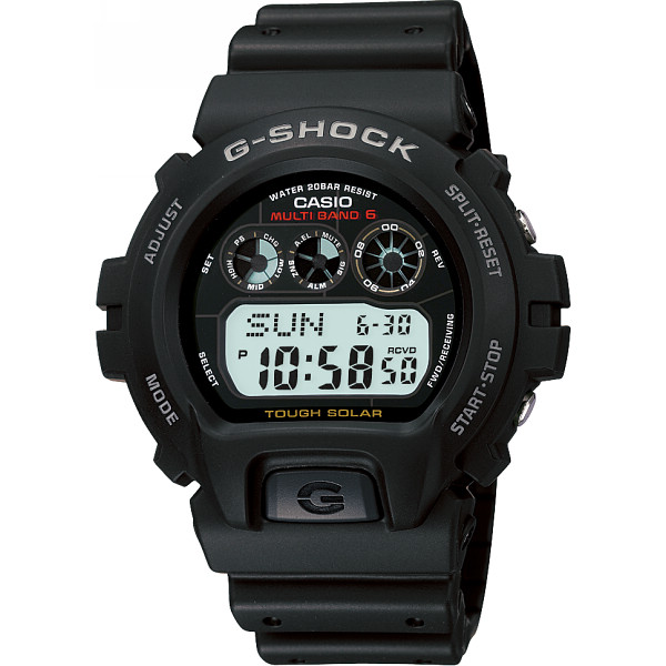 G-SHOCK G-SHOCK 【GW-6900-1JF】 装身具 紳士装身品 紳士腕時計 GW-6900-1JF(代引不可)【送料無料】