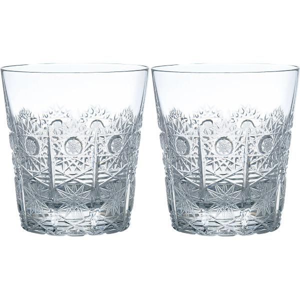 ラスカボヘミア 500PK ペアオールド 500PK ガラス製品 ガラスカップ タンブラーセット 61603/500/250/2(代引不可)【送料無料】