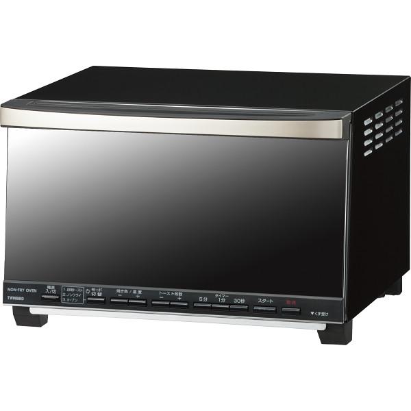 ツインバード ノンフライオーブン 電化製品 電化製品調理機器 オ-ブント-スタ- TS-D067B(代引不可)【送料無料】