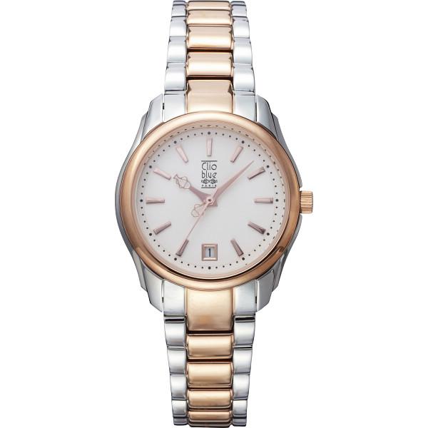 クリオブルー レディース腕時計 装身具 婦人装身品 婦人腕時計 W-CLL15232PK(代引不可)【送料無料】