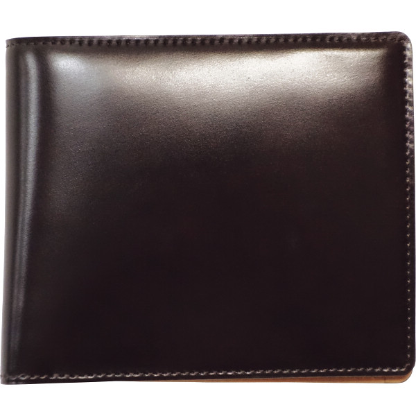 トワクレ コードバン 札入 チョコ コードバン 装身具 財布 札入れ 63TC32-21(代引不可)【送料無料】