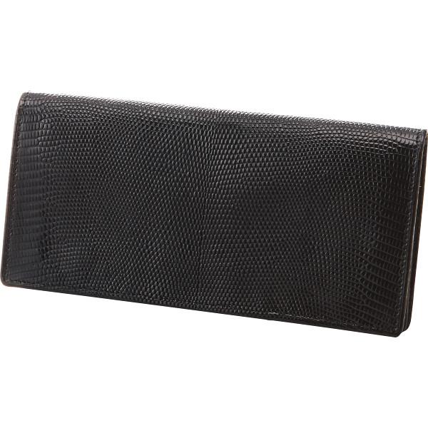ファッゴットリザード束入れブラック装身具財布札束入れMJ-08WBLACK()
