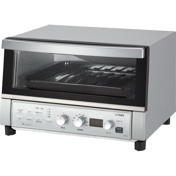 タイガー コンベクションオーブン トースター 電化製品 電化製品調理機器 オ-ブント-スタ- KAS-G130SN(代引不可)【送料無料】