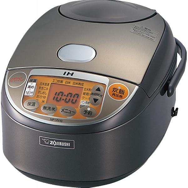 象印 IH炊飯ジャー(5.5合) 極め炊き 電化製品 電化製品調理機器 炊飯器 NP-VN10-TA(代引不可)【送料無料】