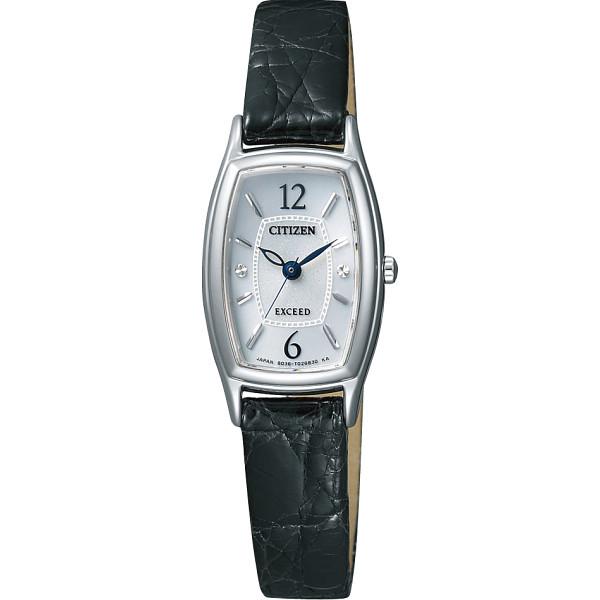 シチズン エクシード レディース腕時計 シルバー エクシード 装身具 婦人装身品 婦人腕時計 EX2000-09A(代引不可)【送料無料】