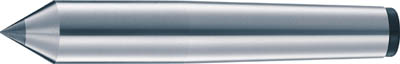 TRUSCO レースセンター超鋼付 ロングタイプ MT4 200mm【TRSPL-4】(ツーリング・治工具・芯押センター)