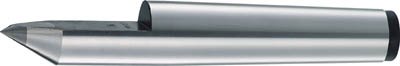 TRUSCO 超硬付ハーフセンター MT2 4.0mm【THSP-2-840】(ツーリング・治工具・チャック・生爪)