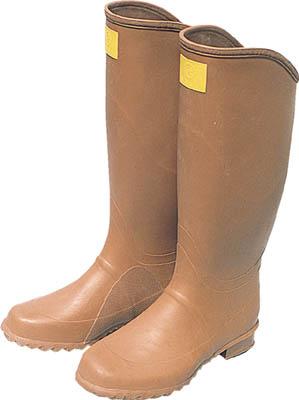 ワタベ 電気用ゴム長靴27.0cm【240-27.0】(安全靴・作業靴・長靴)