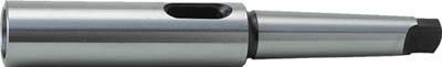 TRUSCO ドリルソケット焼入内径MT-2外径MT-4研磨品【TDC-24Y】(ツーリング・治工具・ドリルソケット・スリーブ)